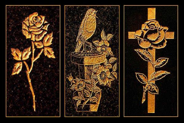Headstone Art by PaulSR