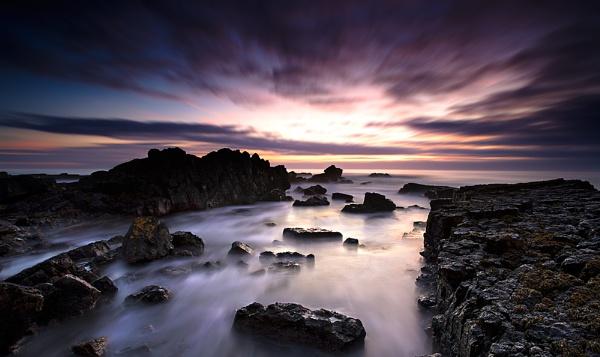 Howick Sunrise by Ian_Sweet