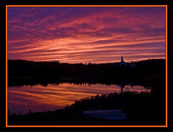 Sunset Chronology 2 by JimV