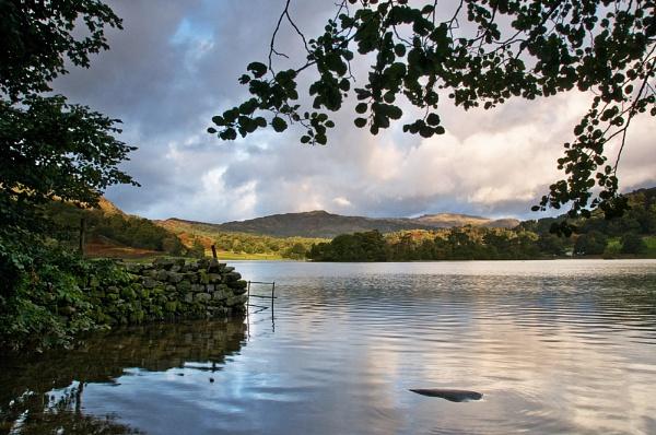 Lakes lake by baldsparky