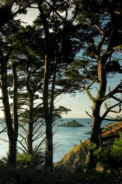 Pudcombe Cove, Devon by EeeZeeLee