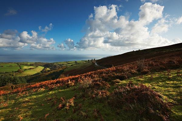Exmoor View II by kennyoak