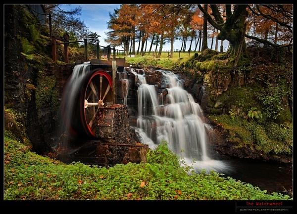 The Waterwheel by garymcparland