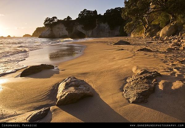 Coromandel Paradise by Guernseydan