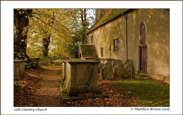 12th Century Church by Herge88