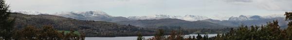 Lake District Mountains by Bradfleet12