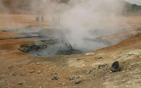 Bubbling Sulphur by islandergirl