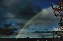last rainbow