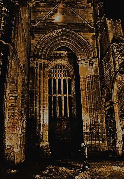Fountains Abbey by KATJON