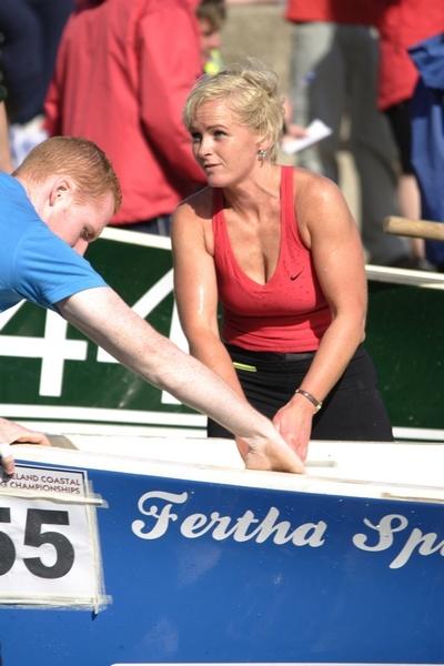 Irish Coastal Rowing Championship by ardclinis