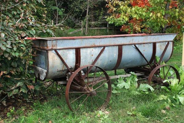 Aged Wagon by Xxticy