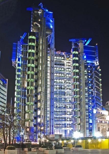 Lloyds Of London by dickbulch