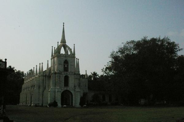 Saligao church by ianofarabiaz