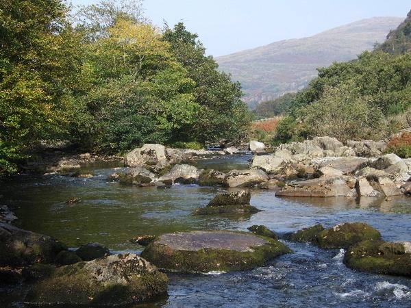 Afon Glaslyn 2 by Red_Herring