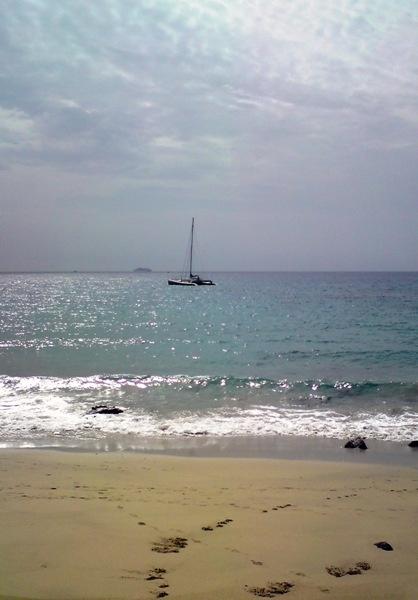 Sailing Away by Heatherj