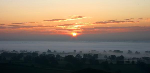Dawn From Thorpe by Nigeyboy