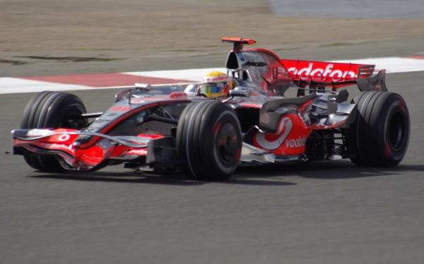 Lewis Hamilton by motorsportpictures