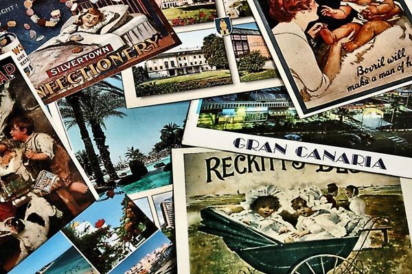 Picture Postcard(s) by bracken95