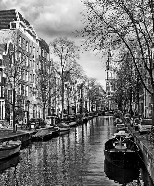 Amsterdam by samoyed