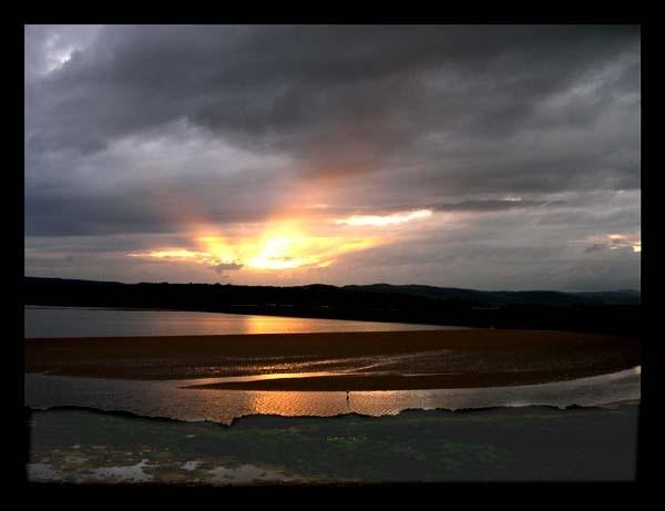Sunset Arnside by KATJON