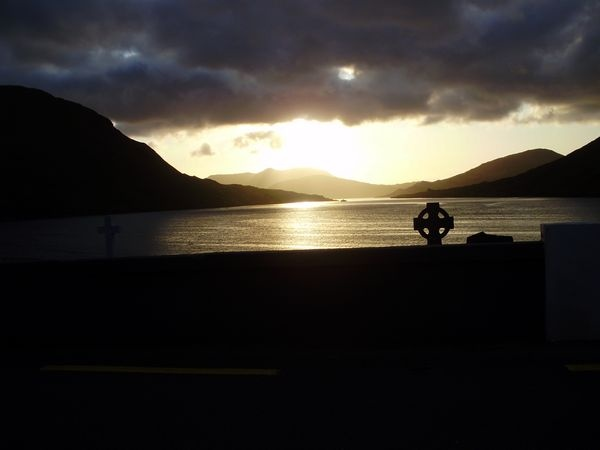 Killary Harbour Sunset by Wheelers0161