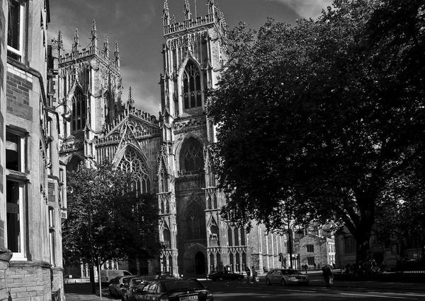 York Minster by madbilly