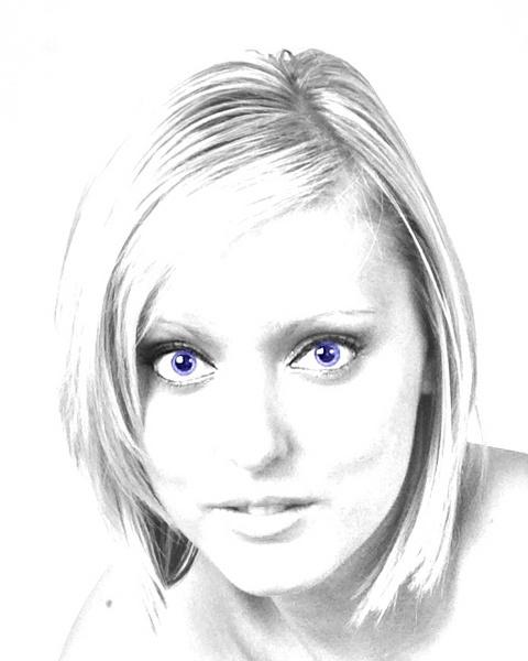 carol sketch by dmphotography