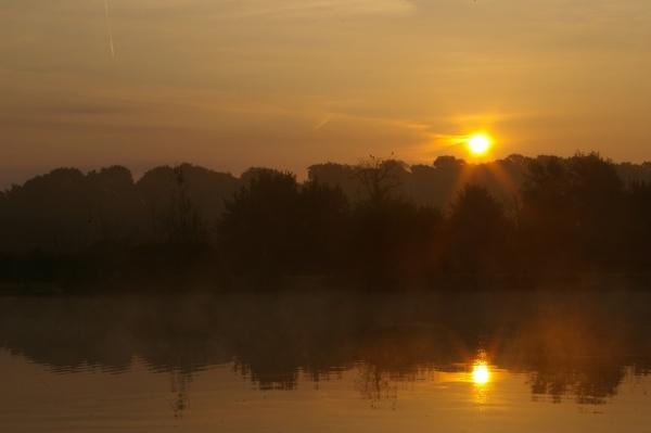 September Sunrise by DebbieBMP