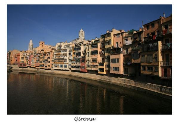 Girona by jonbunston