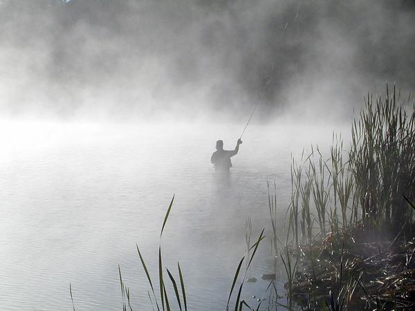 Fishing in South Dakota by StuartDavie
