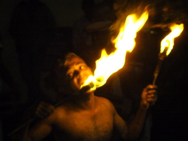 Fire eater by cats_123