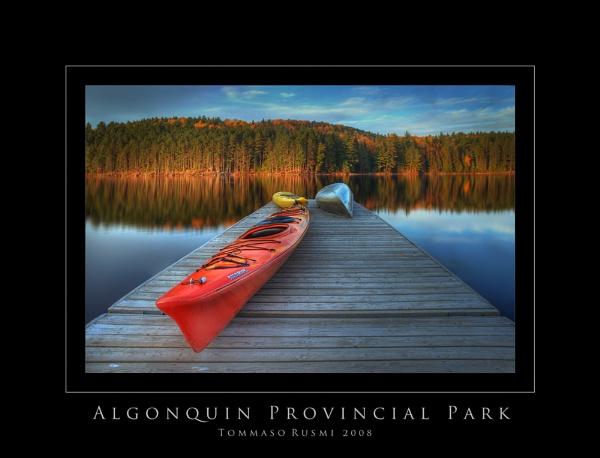 Algonquin Provincial Park by rusmi