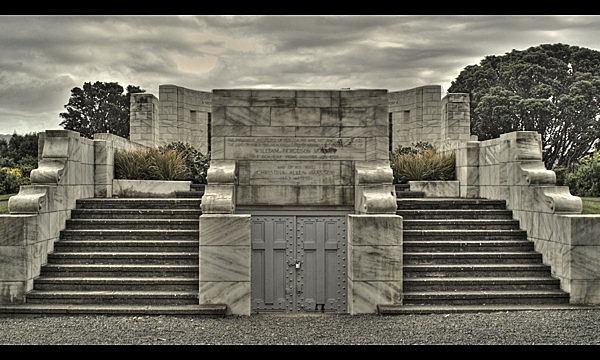 Massey Memorial by pk_nz