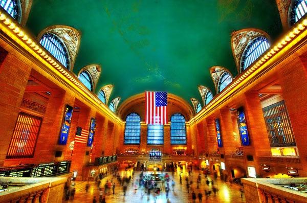 Grand Central Station by Rowan_Mark