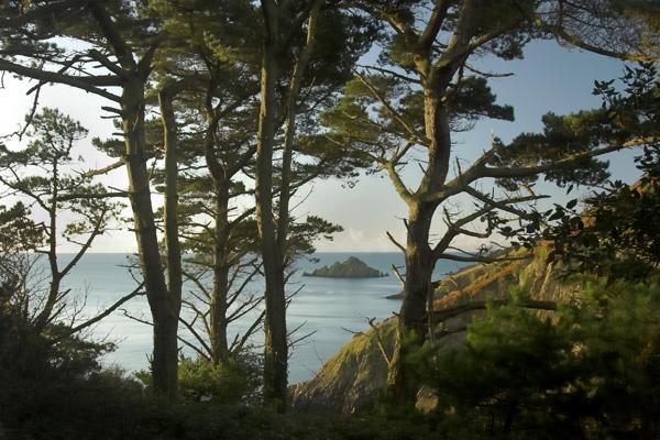 Pudcombe Cove, Devon II by EeeZeeLee