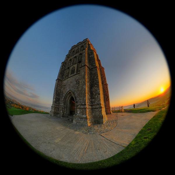Tor Sunrise by Elwin