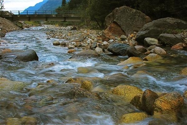 Water Scene by Stevebishop