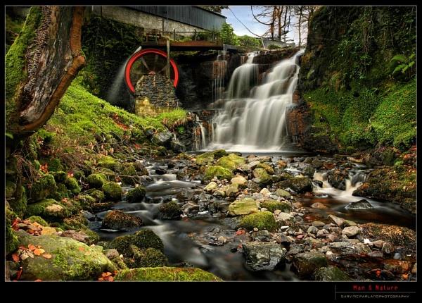 Man & Nature by garymcparland
