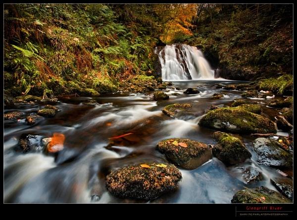 Glenariff River by garymcparland
