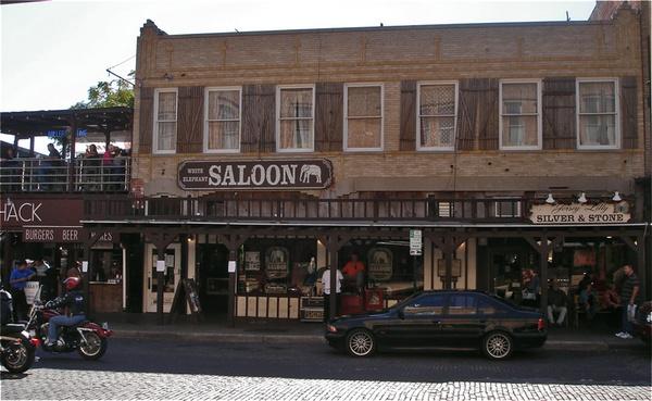 White Elephant Saloon by monashort