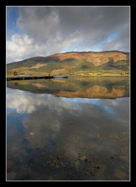 Loch Leven Reflections by Boagman65