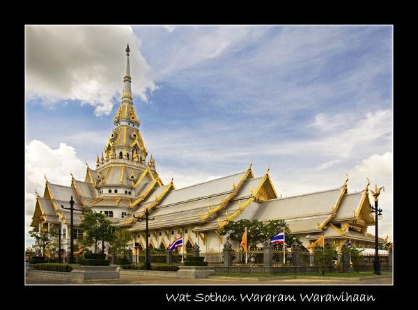 Wat Sothon Wararam Warawihaan by limmy62