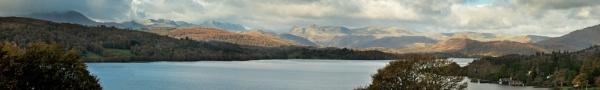 Mountain View by Bradfleet12