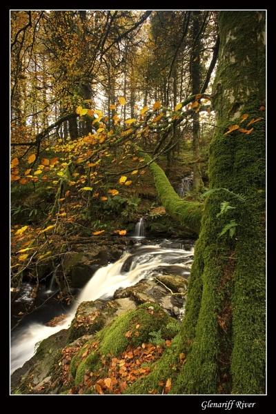 Glenariff River by Sconz