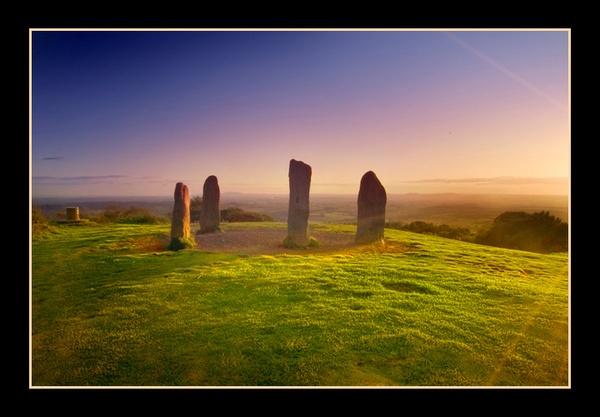 Sunset Solitude by Merciaman