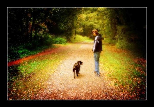 John and Sadie by Merciaman