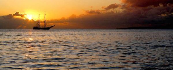 Portleven Sunset by paulraymondphotography