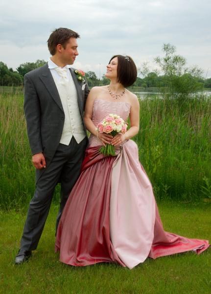 Wedding Portrait by tigertimb