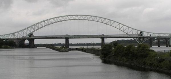 Runcorn Bridge by Billyray