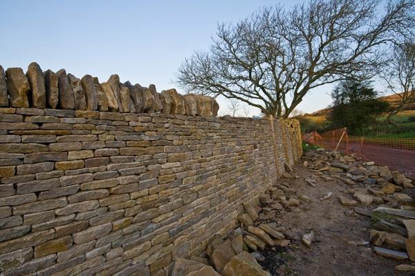 Dry stone walling by chilternsdavid